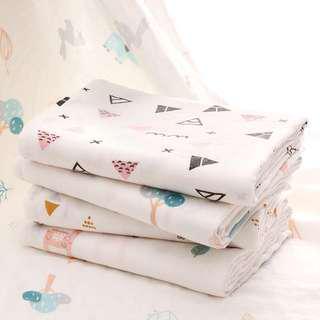🌟熱賣兩層純棉竹纖維大紗巾🌟$68