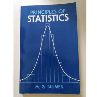 🚚 Principles of Statistics
