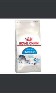 Royal Canin Indoor 27 4kg Cat Food
