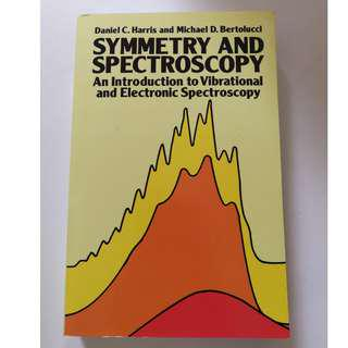 🚚 Symmetry and Spectroscopy an Introduction to Vibrational and Electronic Spectroscopy