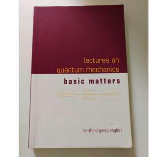 🚚 Lectures on Quantum Mechanics Basic Matters