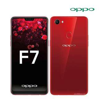 Kredit OPPO F7
