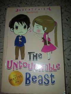 The Untouchable Beast (Wattpad Story)