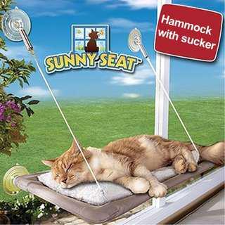 Sunny Seat Window Mount Pet Cat Hammock Comfortable Cat Pet Sleep bed