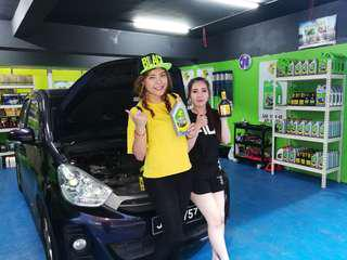 Express Oil service ur Car Km8000 10W-40