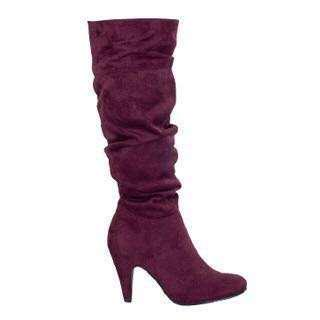Donatella Suede Boot