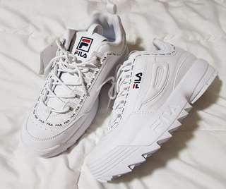 FILA shoes size 9 or 42