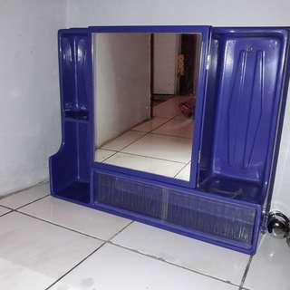 Kaca Wastafel/Cabinet Box Mirror