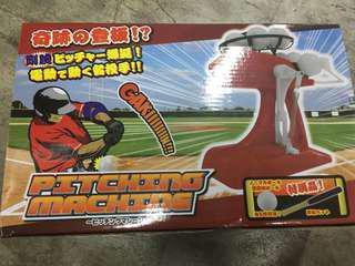 🚚 兒童棒球自動發球機-打擊練習機/棒球投球機/棒球機/發球機