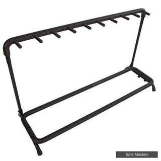 Tone Masters TMGR Series Foldable Guitar Display Rack