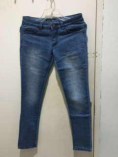Nudie Jeans Light Blue