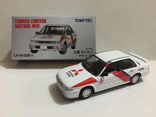 Tomica Limited Vintage 129a Mitsubishi Galant rallye type