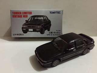 Tomica Limited Vintage 05d Mitsubishi Galant