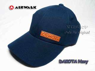 Topi AIRWALK DAKOTA CAP. AIWXHP8201. 100%Original
