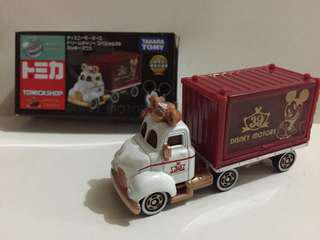 Tomica shop Exclusive Mickey mouse truck ( Special Thanks)