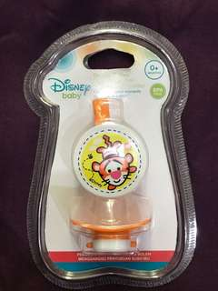 Disney Baby Cute Tiger Pacifier With Hood & Holder 0+ Month