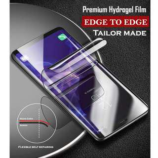 ★No.1 Quality★Samsung/Iphone Nano Hydrogel TPU film