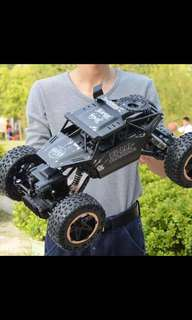 (P.O.)RC Car 1/16 4WD Remote Control High Speed Vehicle 2.4Ghz Electric RC Toys Monster Truck Buggy Off-Road Toys Kids Suprise Gifts