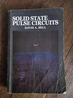 [ECE] Solid State Pulse Circuits (Fourth Edition) by Bell