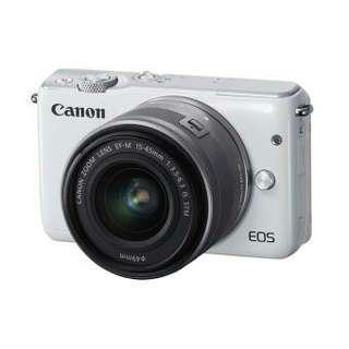 Kredit kamera mirrorless canon eos m10, free 1x cicilan