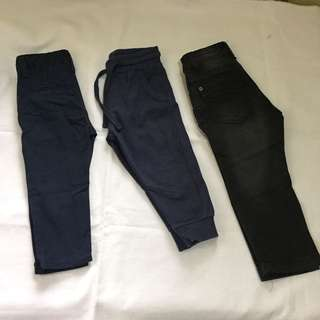 Pants set for toddler