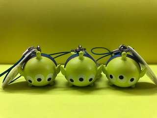 Tsum Tsum 三眼仔街機專用扭蛋 (每隻$35)