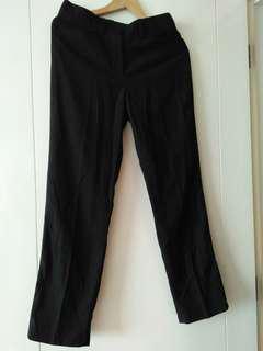 Pant Celana Panjang Tailor Made Black Size S