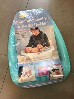 Baby Infant Bath Tub Support Tray