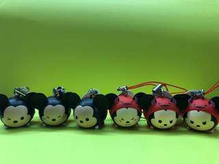 Tsum Tsum 米奇街機專用扭蛋(每隻$35)