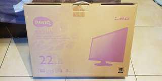 22吋螢幕 BenQ DL2215