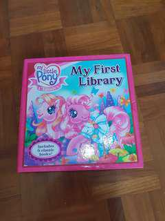 My Little Pony - My First Library