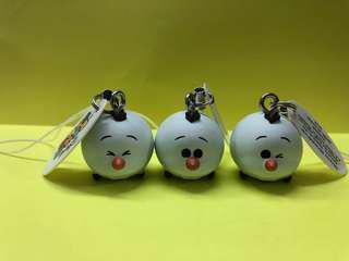 Tsum Tsum 第1代小白街機專用扭蛋(每隻$35)