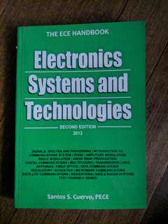 [ECE] Excel Review Center Electronics Systems and Technologies (Second Edition) by Cuervo