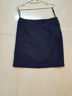 IORA OL Navy blue Skirt