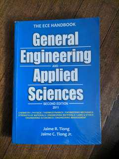 [ECE] Excel Review Center General Engineering and Applied Sciences (Second Edition) by Tiong and Tiong