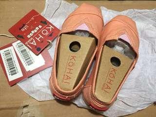 Sepatu anak wakai Kohai size 22 ORI NEW! Freeongkir jabodetabek via J&T