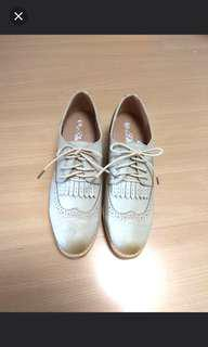女裝牛津鞋 紳士鞋 全新