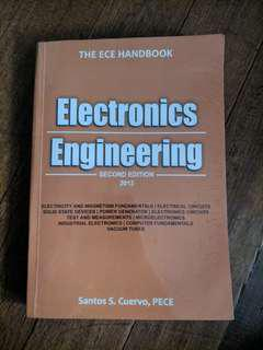 [ECE] Excel Review Center Electronics Engineering (Second Edition) by Cuervo