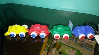 Assorted Chubbie Vehicle