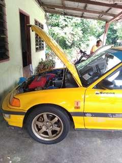 Honda civic B20b