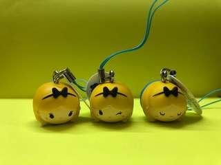 Tsum Tsum 愛麗絲街機專用扭蛋(每隻$35)