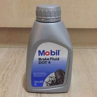 Mobil Dot 4 Brake Fluid