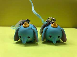 Tsum Tsum 小飛象街機專用扭蛋(每隻$35)