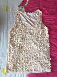 Forever 21 nude tank top