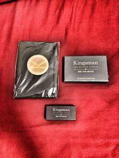 Kingsman Movie Collectibles