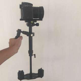 Camera Stabilizer (not gimbal)