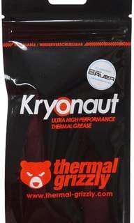 Thermal Grizzly Kryonaut Thermal Grease Paste - 1.0 Gram pack