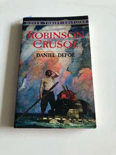 🚚 Robinson Crusoe - Daniel Defoe