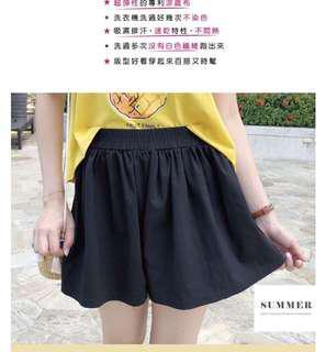🚚 全新轉賣 haru's fashion 涼感寬褲