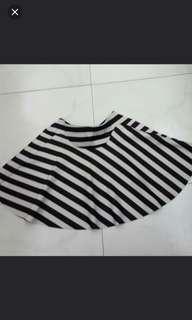 Zara office lady wear skirt